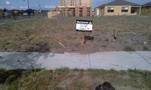 Burbank sign